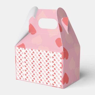 Tiny Hearts Small Favour Box