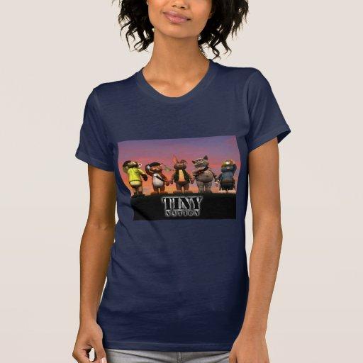 Tiny Nation T Shirts