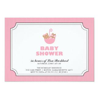 tiny presents {baby shower invitation}