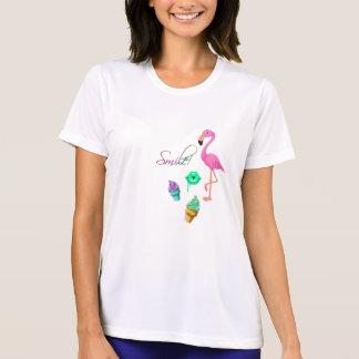 Tiny Print T-shirt