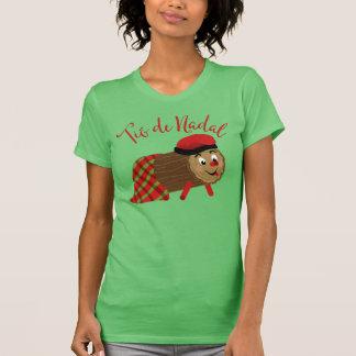 Tio De Nadal T-Shirt