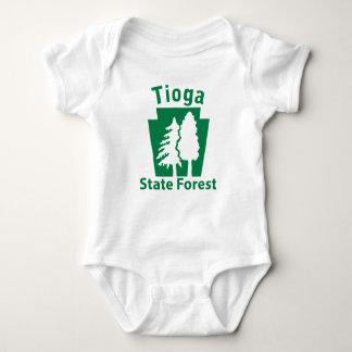 Tioga SF Trees - Infant Creeper