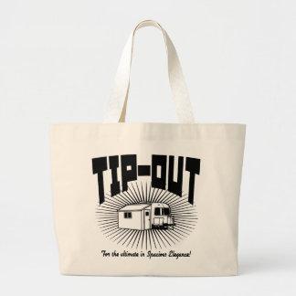 Tip-Out! Jumbo Tote Bag