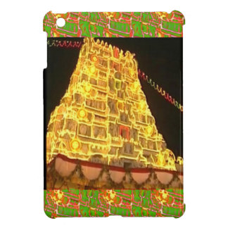 TIRUPATI TEMPLE SOUTH INDIA PILGRIMAGE HOLY TRIP COVER FOR THE iPad MINI