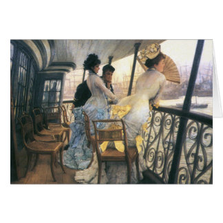 Tissot: The Gallery of the H.M.S. Calcutta Card