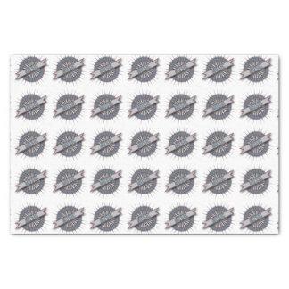 "Tissue Paper 10"" x 15"" MUSIC CIRCLE LOGO"