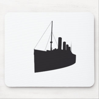 titanic shades mouse pad