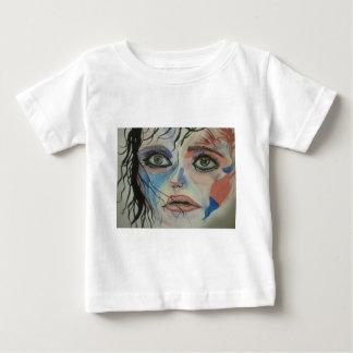 (title) caught in the rain by Brandon Scott Baby T-Shirt