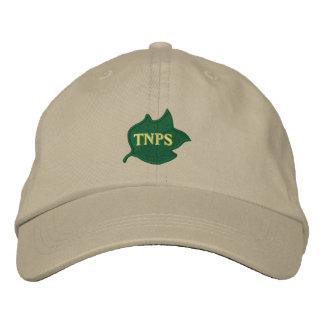 TNPS Poplar Leaf Logo Embroidered Cap