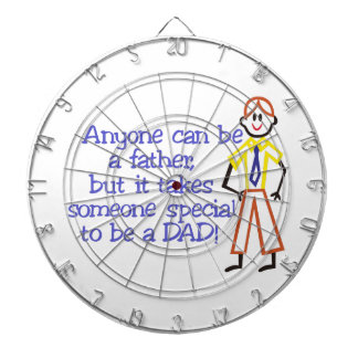 To Be A Dad Dartboards
