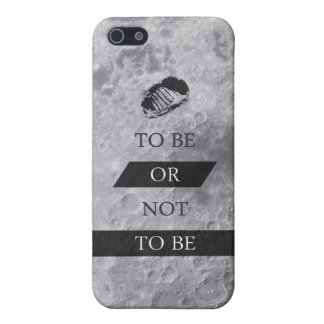 To Be or Not To BE Shakespeare Quotes iPhone 5/5S Cover