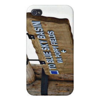 To Blue Sky Basin Covers For iPhone 4