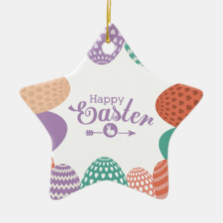 to easter christmas ornament
