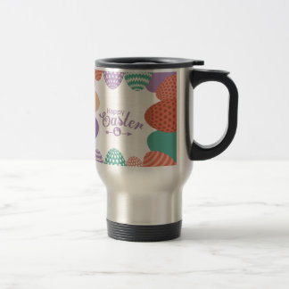 to easter stainless steel travel mug