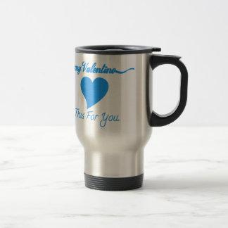 To My Valentine Coffee Mugs