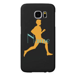 To Paris Runner Jogger Orange. Samsung Galaxy S6 Cases