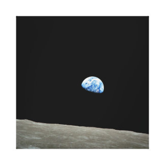 To raise Earth on the Moon