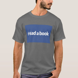To read a Book T-Shirt