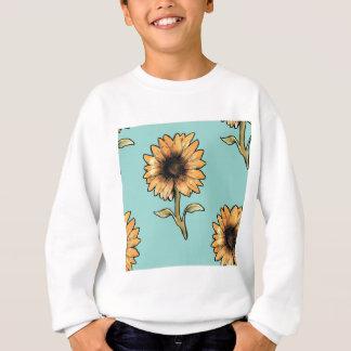 to sunflower sweatshirt