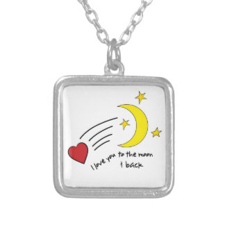 To The Moon & Back Pendant