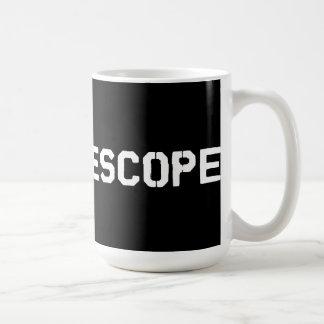 To The Telescope Mug