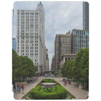 To Washington Street iPad Cover