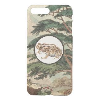 Toad In Natural Habitat Illustration iPhone 7 Plus Case
