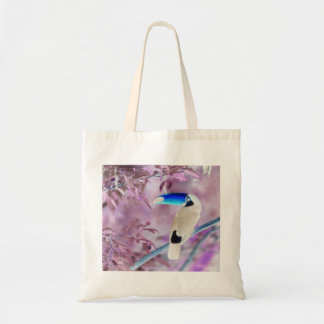 TOCO TOUCAN PHOTO COLOR NEGATIVE TOTE BAG