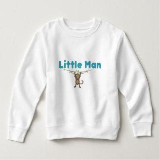 Toddler Fleece Sweatshirt, White Sweatshirt