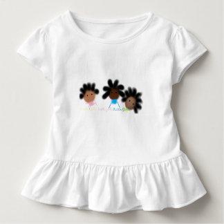 Toddler Girl Ruffled T-Shirt