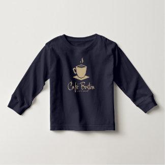 Toddler Long Sleeve Café Boston T-Shirt