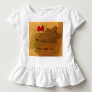 Toddler Ruffle Tee