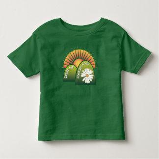 Toddler-short sleeve t shirt