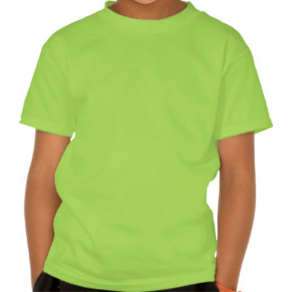 Toddler Short-sleeved T-shirt in Bright Green