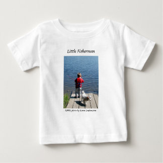 Toddler T / Little Fisherman Baby T-Shirt