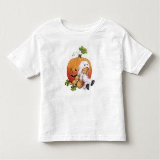 toddler, white, short sleeves, custom shirt