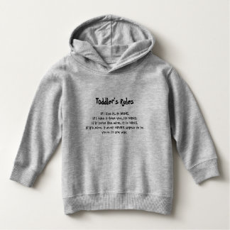 Toddle's clothes for boys and girls hoodie