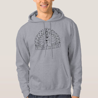 toe stand hoodie