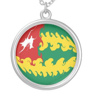 Togo Gnarly Flag Pendant