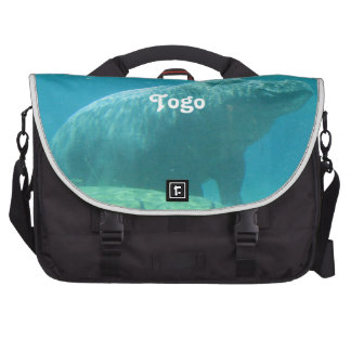 Togo Hippo Bag For Laptop