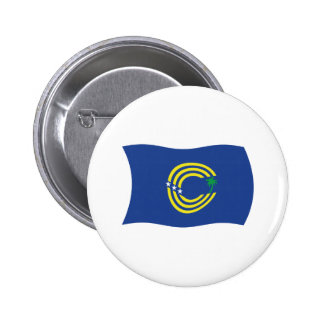 Tokelau Flag Button