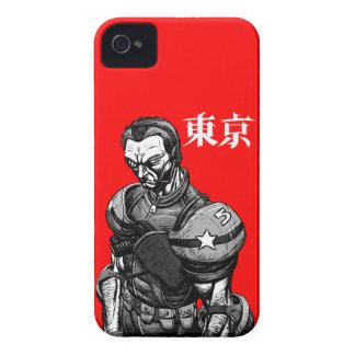 Tokyo Cop iPhone 4 Case