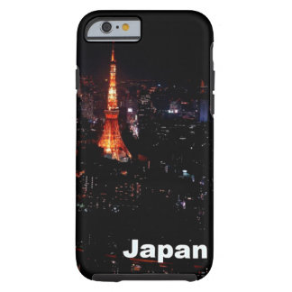 Tokyo Japan - Iphone 6 Case Tough iPhone 6 Case