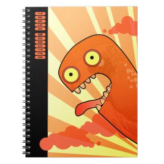Tokyo Monster Notebook