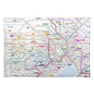 Tokyo Placemat