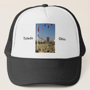 Toledo Ohio City Trucker Hat