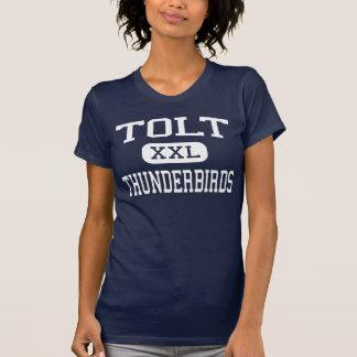 Tolt Thunderbirds Middle Carnation T-Shirt