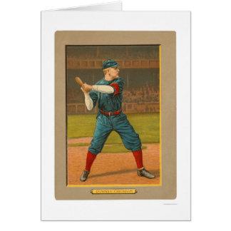 Tom Downey Reds Baseball 1911 Card