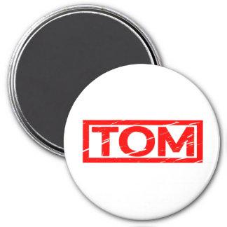 Tom Stamp 7.5 Cm Round Magnet