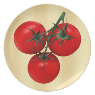 Tomatoes Plate